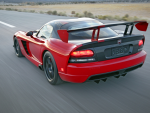 Dodge Viper SRT10 ACR сделал рекорд на треке в Лагуна Ссека