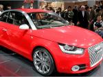 Какой будет новая Audi A1?