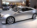 Фоторепортаж: Cadillac CTS Coupe