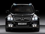 Автомобиль Mercedes GLK V12 – самый  мощный BRABUS