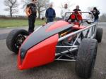 SDR Sports Cars представила V-Storm.