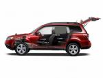 Forester самый «продаваемый» автомобиль Subaru