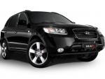 Модифицированная версия Santa Fe от Hyundai Motor