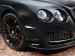 Bentley Continental GT работа TopCar