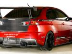 Varis сделал тюнинг для Mitsubishi Lancer Evolution X