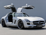 Hamann сделал тюнинг для Mercedes-Benz SLS AMG «Gullwing»