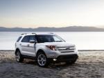 Ford Explorer 2011 будет оснащен шинами Goodyear