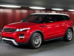 5-дверный  Land Rover  Evoque представят в конце 2010 года