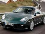 Porsche Cayman CS - быть!