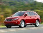 Тест-драйв Lexus RX 350, видео