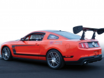 Ford Mustang Boss 302S 2012