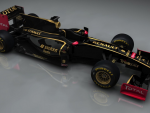 Первые фото Lotus Renault F1 GP