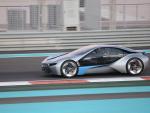 BMW i8. Шпионские фото