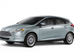 Презентация Ford Focus Electric 2011