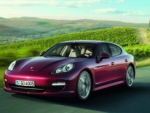Porsche Panamera Hybrid будет представлен в Женеве