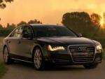Audi A8 2011. Коммерческое видео