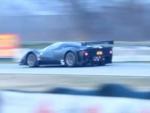 Ferrari P4/5 Competizione на треке!