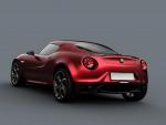 В Женеве представлен концепт  Alfa Romeo 4C