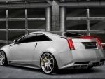 Мощный Cadillac CTS V Coupe от ателье Hennessey