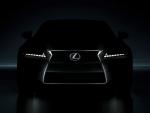 Первый тизер Lexus GS 2012