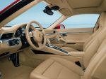 Фото нового Porsche 911 2012 попали в Сеть