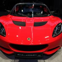 Франкфуртский автосалон 2011:  Lotus Elise S