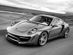 TopCar разработал новый тюнинг-пакет  для Porsche 911  2012, фото