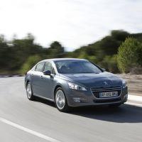 Peugeot сообщил о ценах флагманской модели 508