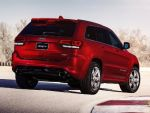 Обзор Jeep Grand Cherokee SRT 2013