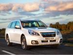 Запущен Subaru Outback 2014!