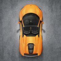 McLaren 650S Spider представлен в Женеве