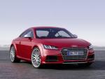Nissan Juke 2015 и Audi TT 2015 показали в Женеве