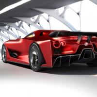 Nissan Concept 2020 Vision Gran Turismo представили в Лондоне