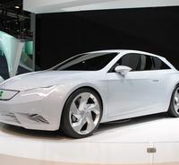SEAT Marbella - первый испанский электрический автомобиль