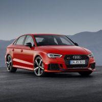 Подробности о новом Audi RS3