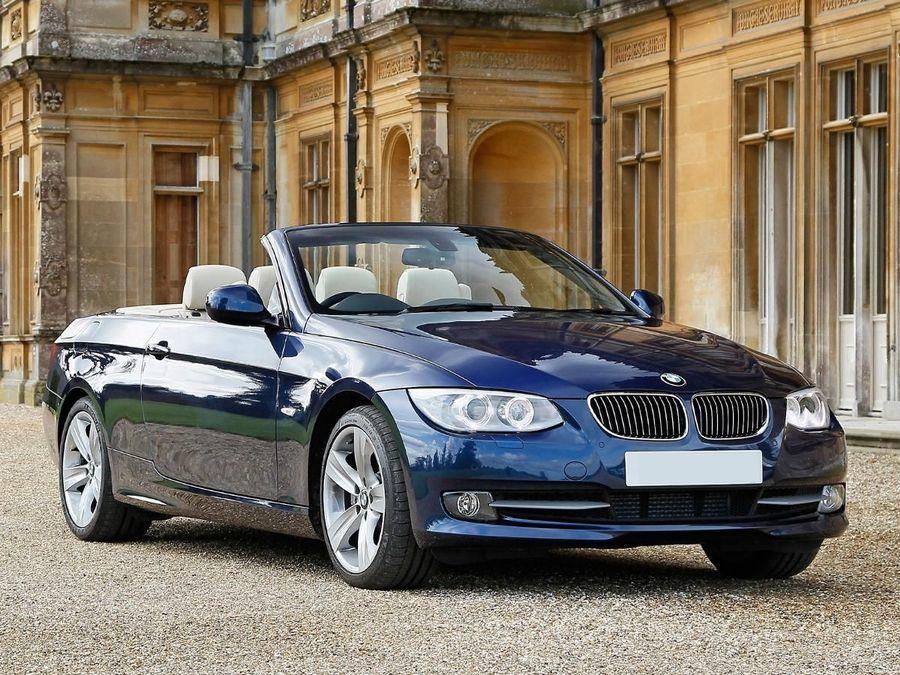 Фото BMW 3-Series Cabrio