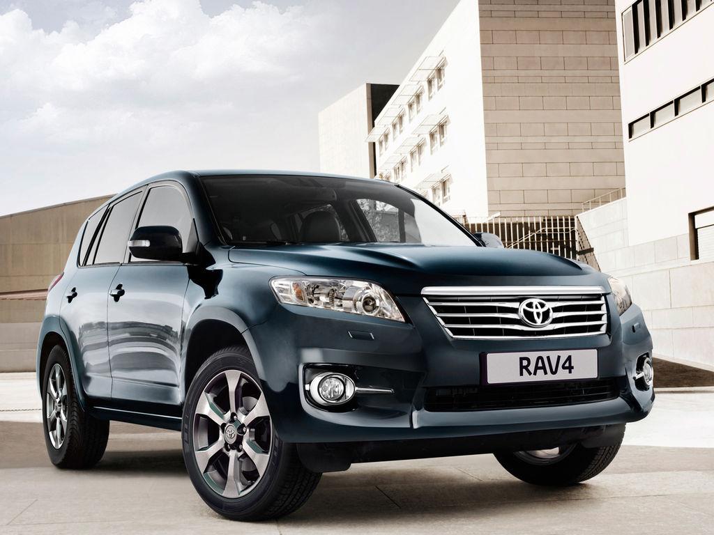 Toyota RAV4 2010 фото