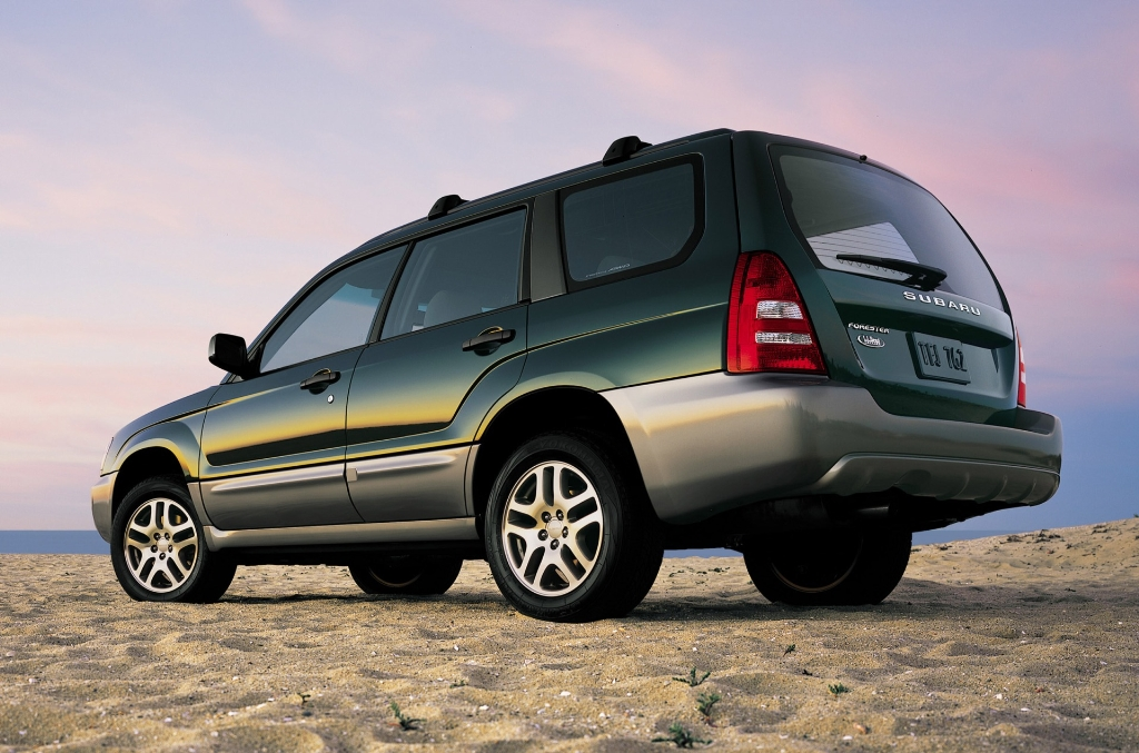 Forester 2.5 XS