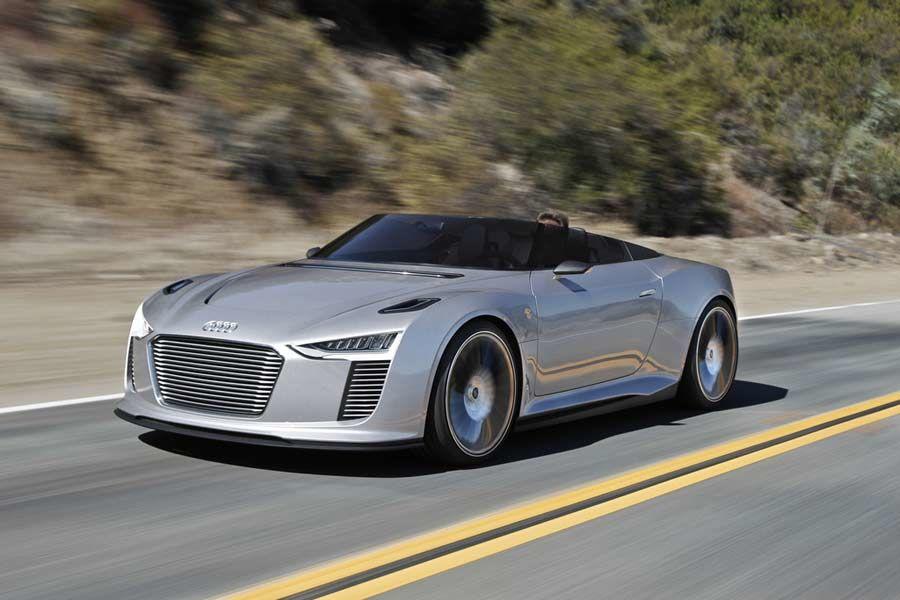 Audi E-Tron Spyder 2011