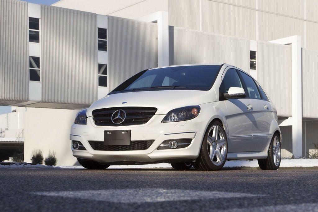 Mercedes B55