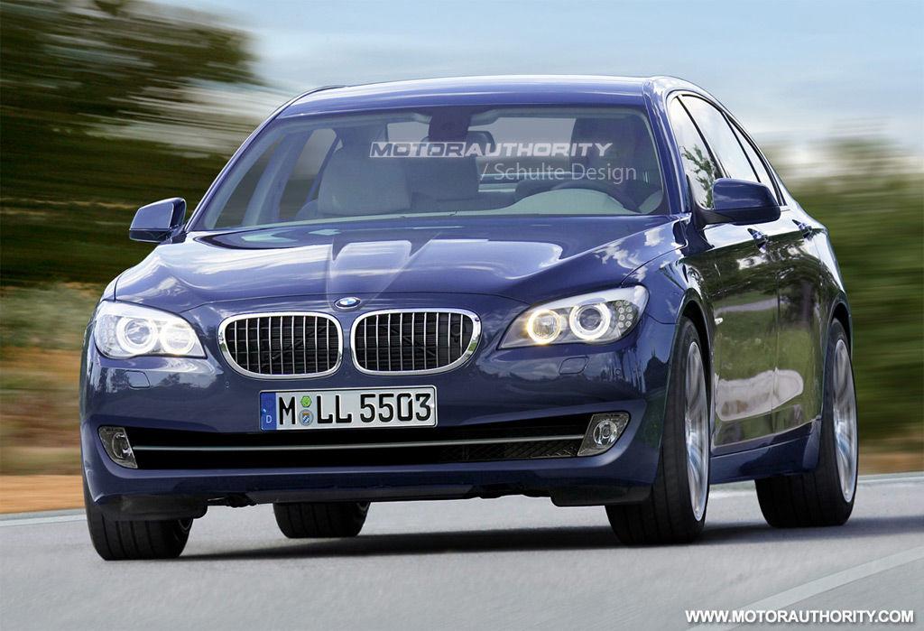 BMW 5-Series 2011