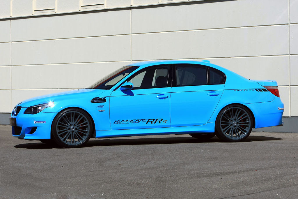 BMW G Power M5 Hurricane RR
