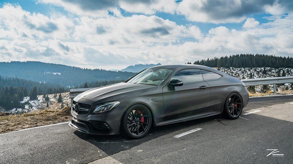 Тюнинг Mercedes-Benz C-Class