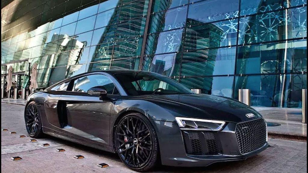 Тюнинг Audi R8 Spyder «Project Speed Walker»