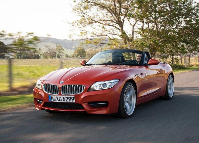 Родстер BMW Z4 2013 года (2)