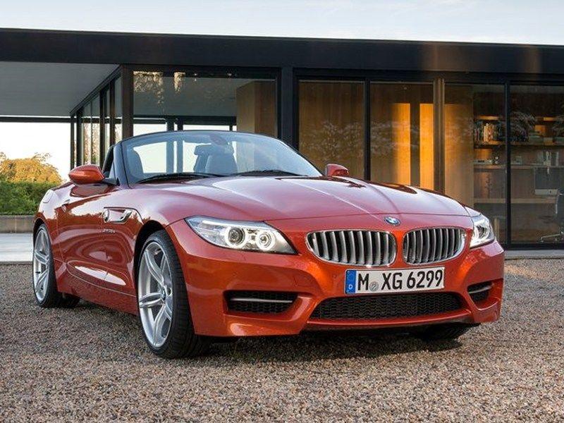 Родстер BMW Z4 2013 года (1)