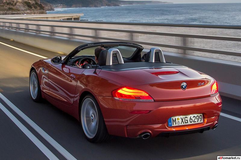 Родстер BMW Z4 2013 года (4)