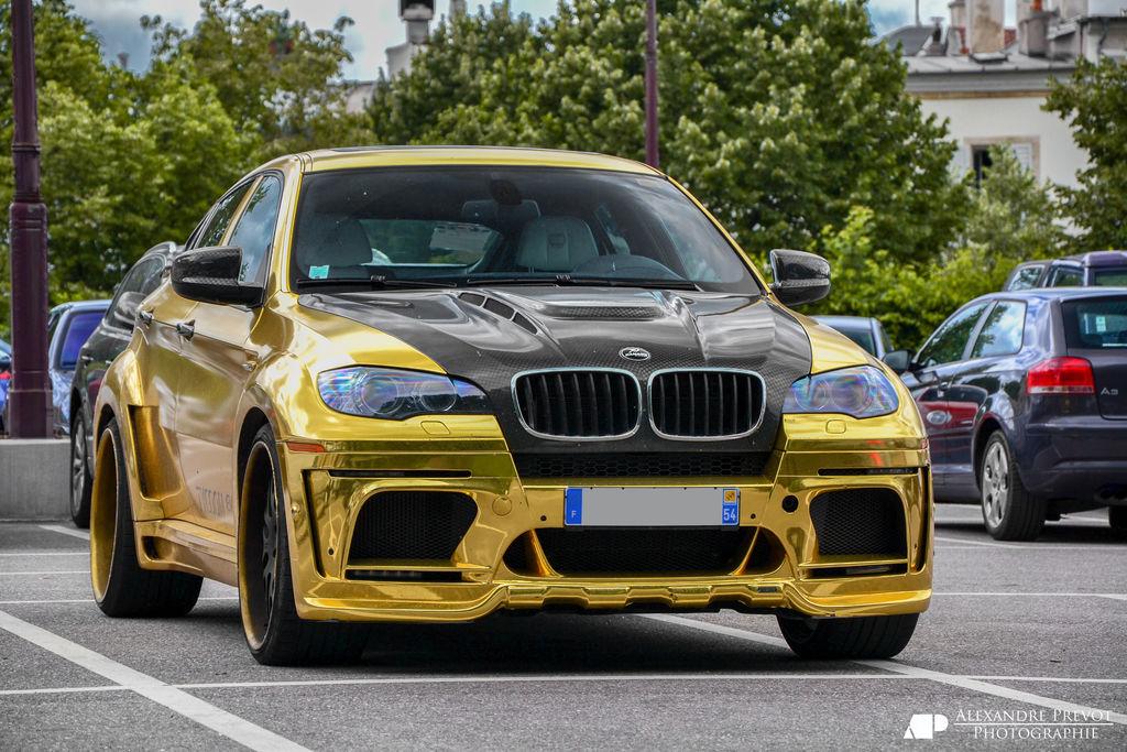 BMW X6 M 2013 Tycoon II от Hamann