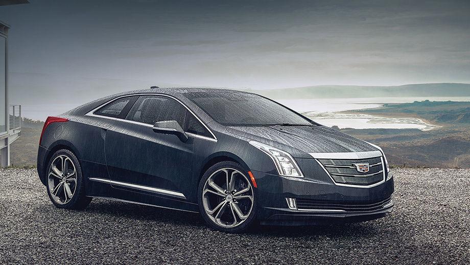 Продажи Cadillac ELR стартуют в январе