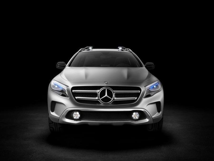 Mercedes-Benz GLA Edition 1 2014 (4)